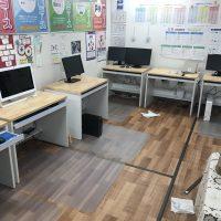 パソコン教室改修