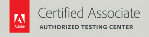 Adobe認定アソシエイト試験 ロゴ